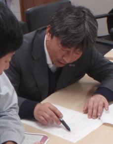 講師 篠塚 哲男