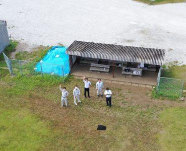 北首都国道事務所と「無人航空機による災害応急対策活動(撮影等)」の協定を締結しました。